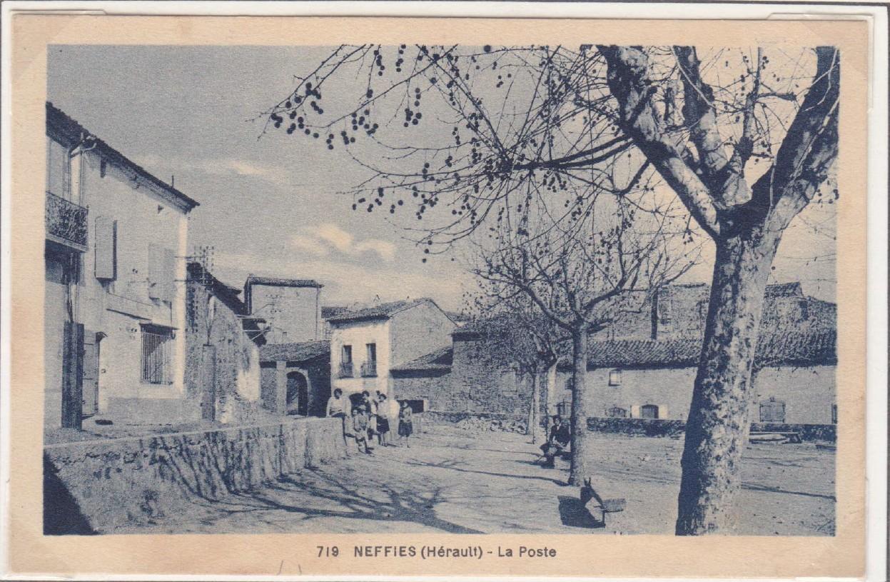 La Poste - 1930
