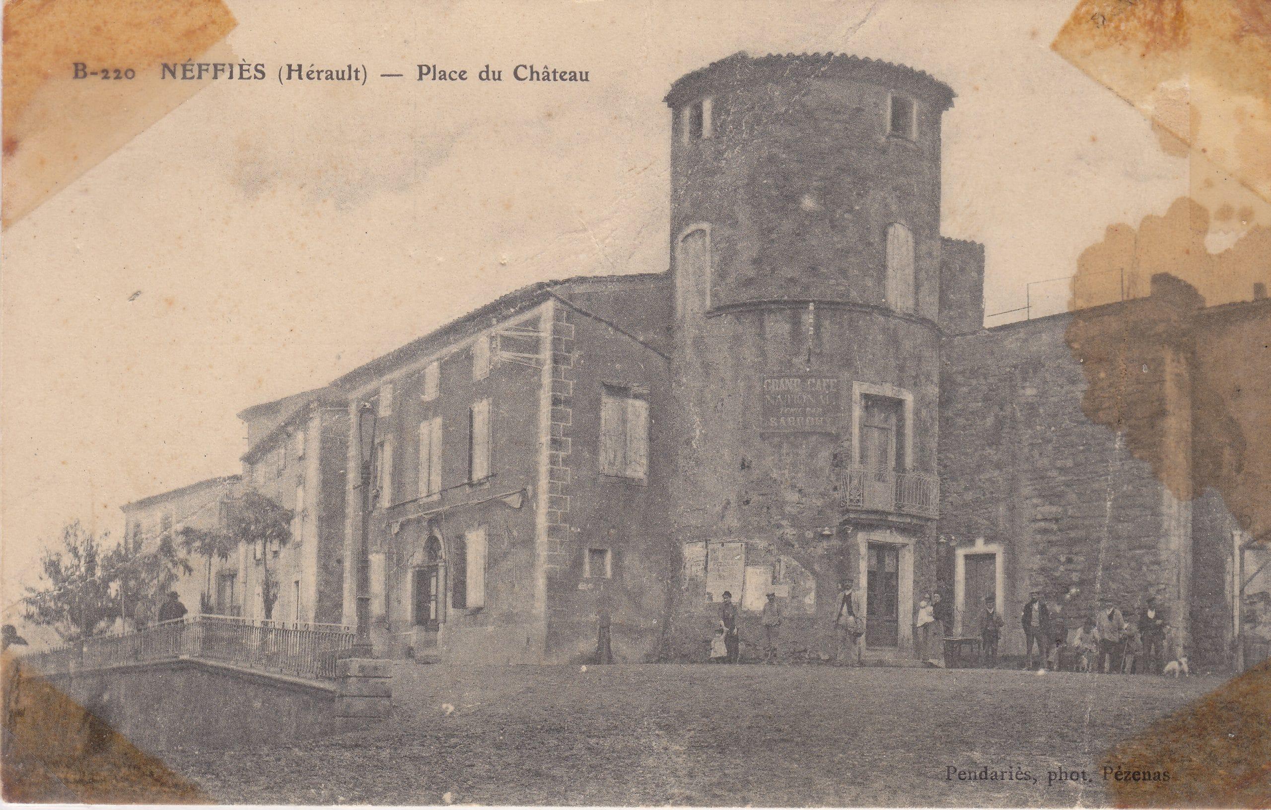 Le Grand Café National 1900
