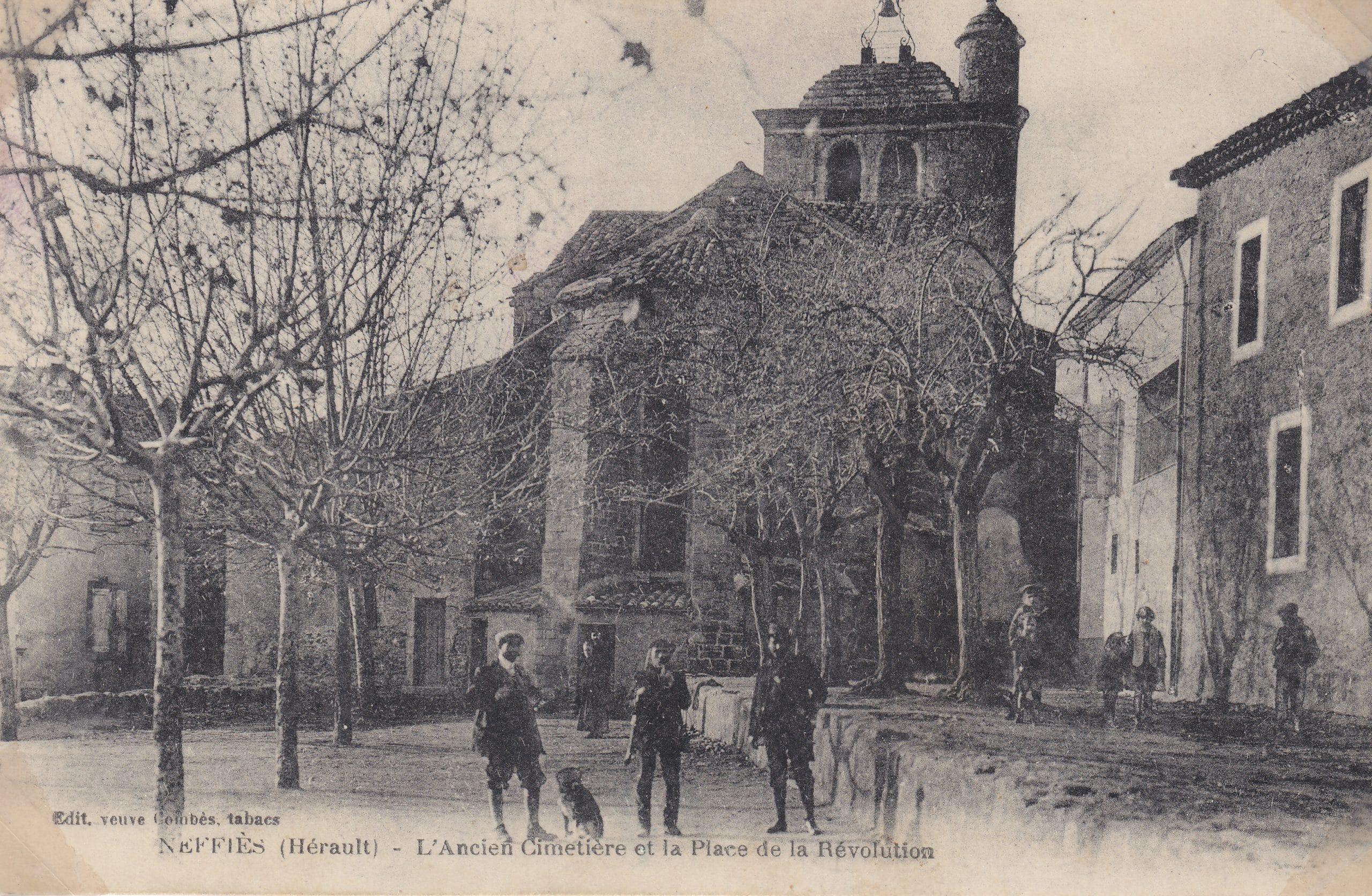 Place de la R'volution -1919