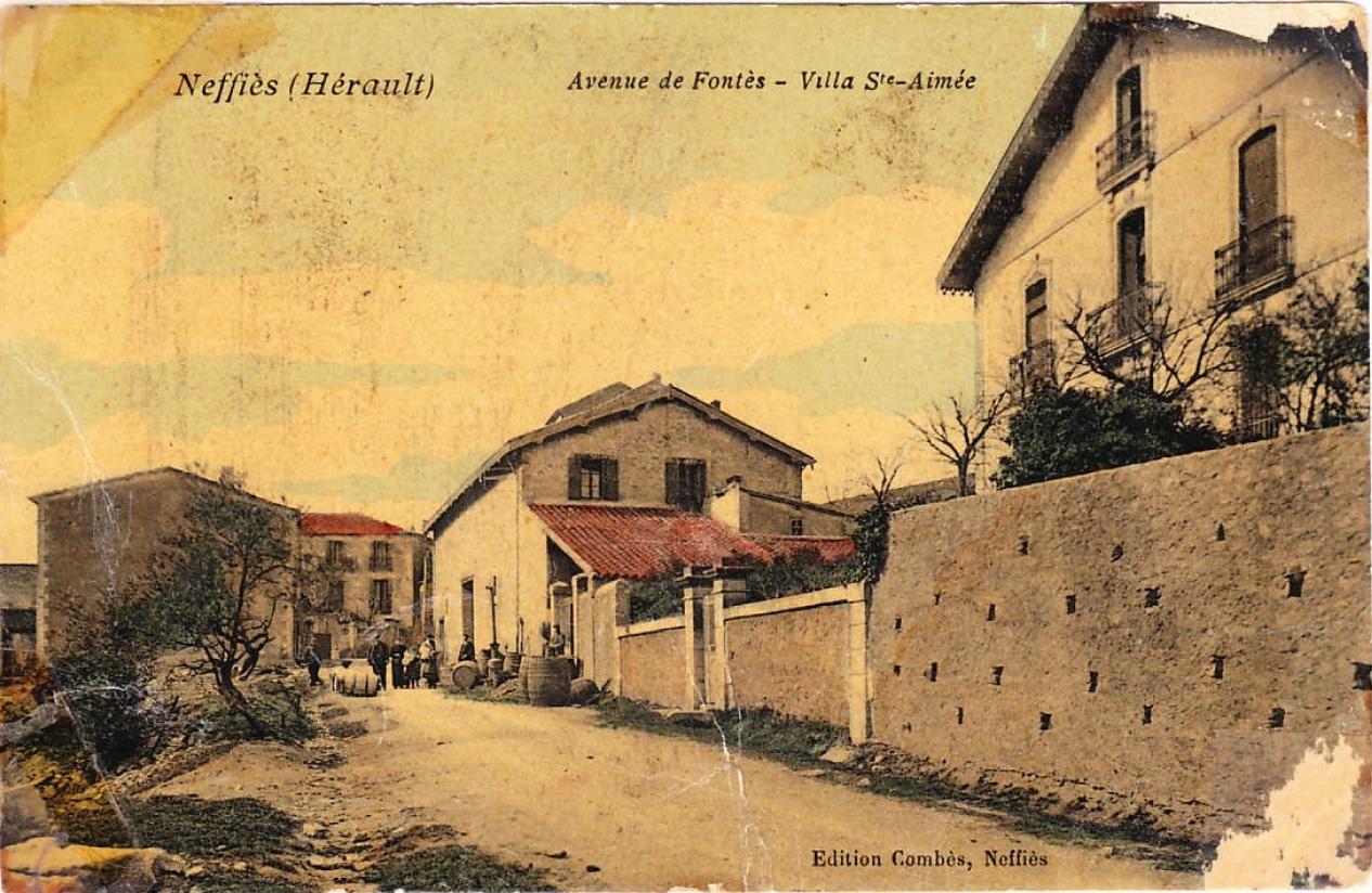 Avenue de Fontès ()