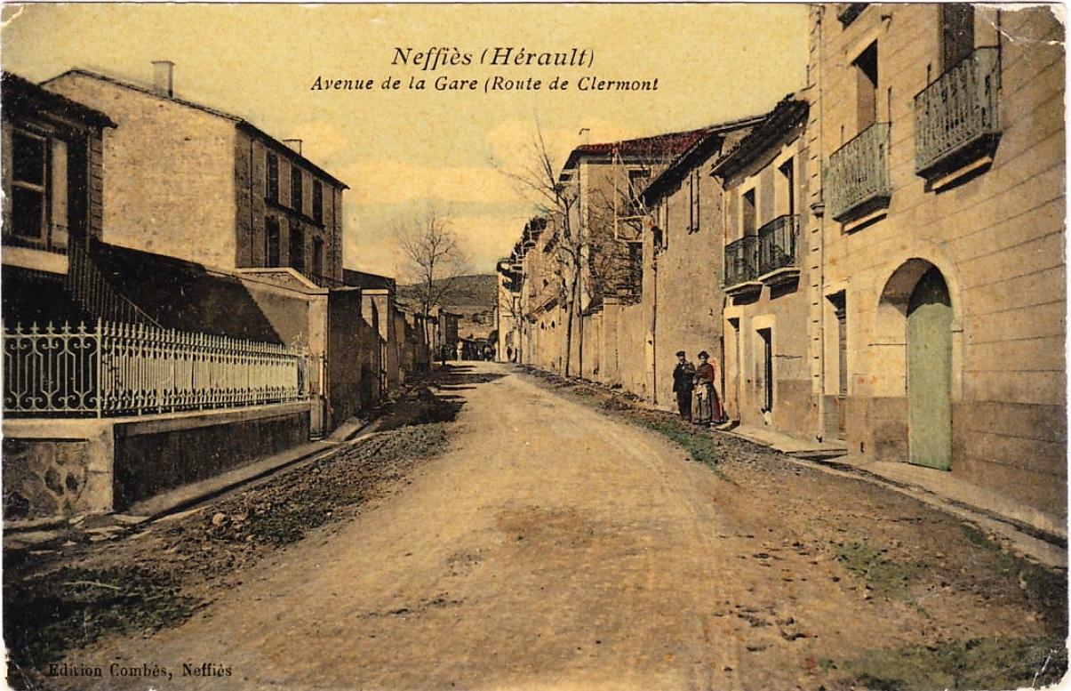 Avenue de la Gare ()