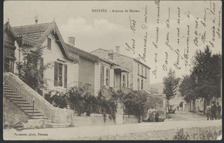 Avenue de la Gare (1904)