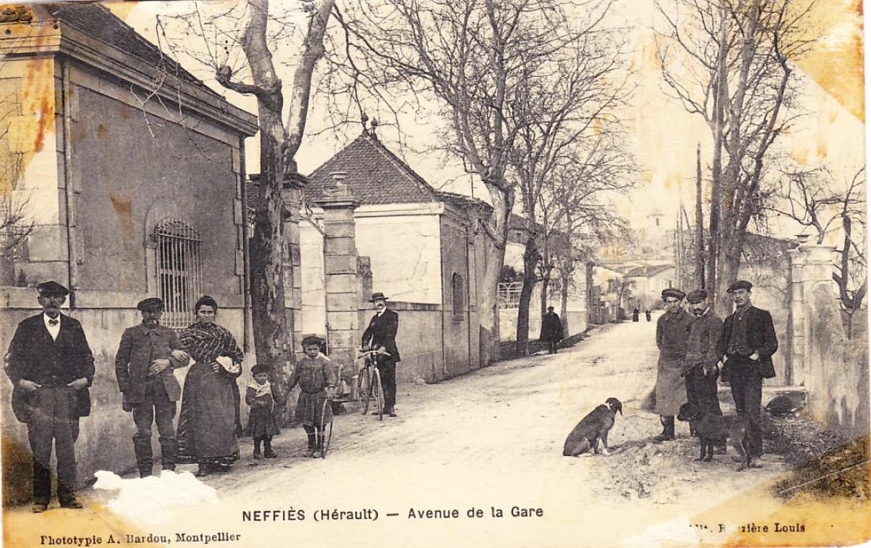 Avenue de la Gare (1913)