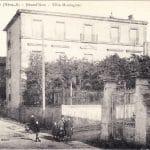 Avenue de la Gare (1917)