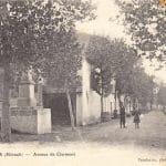 Avenue de la Resclauze (1909)