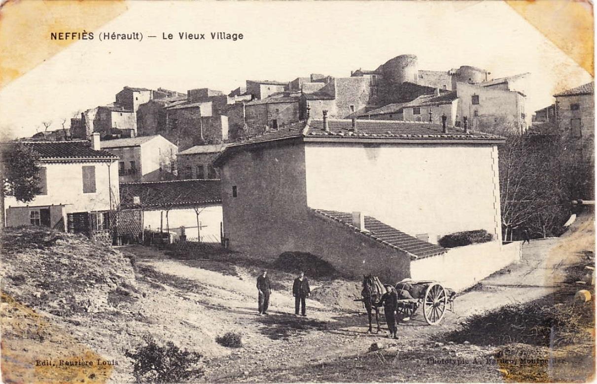 Chemin de Vailhan (1916)