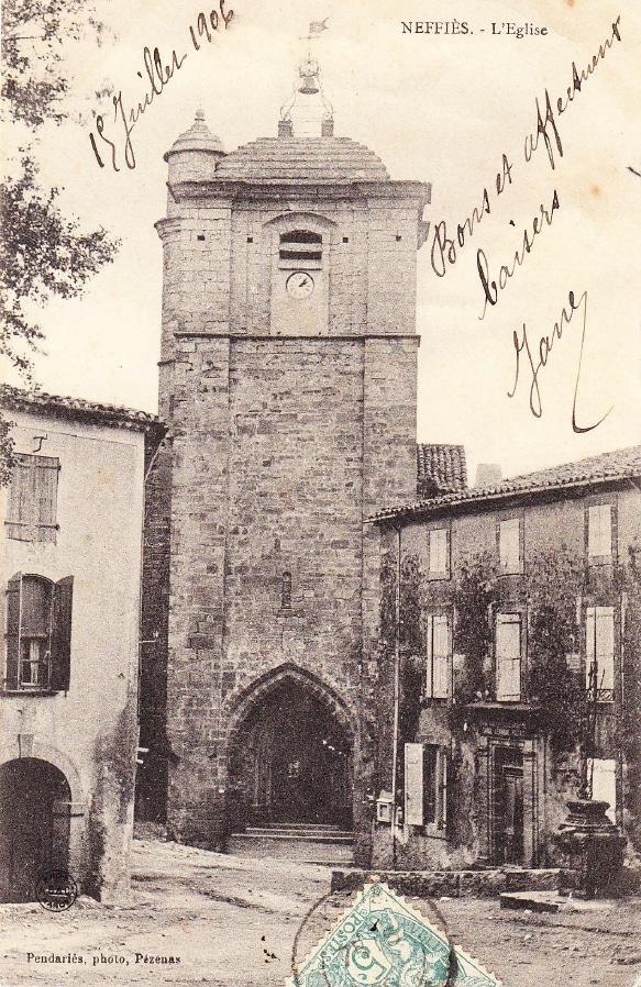 L'église (1906)