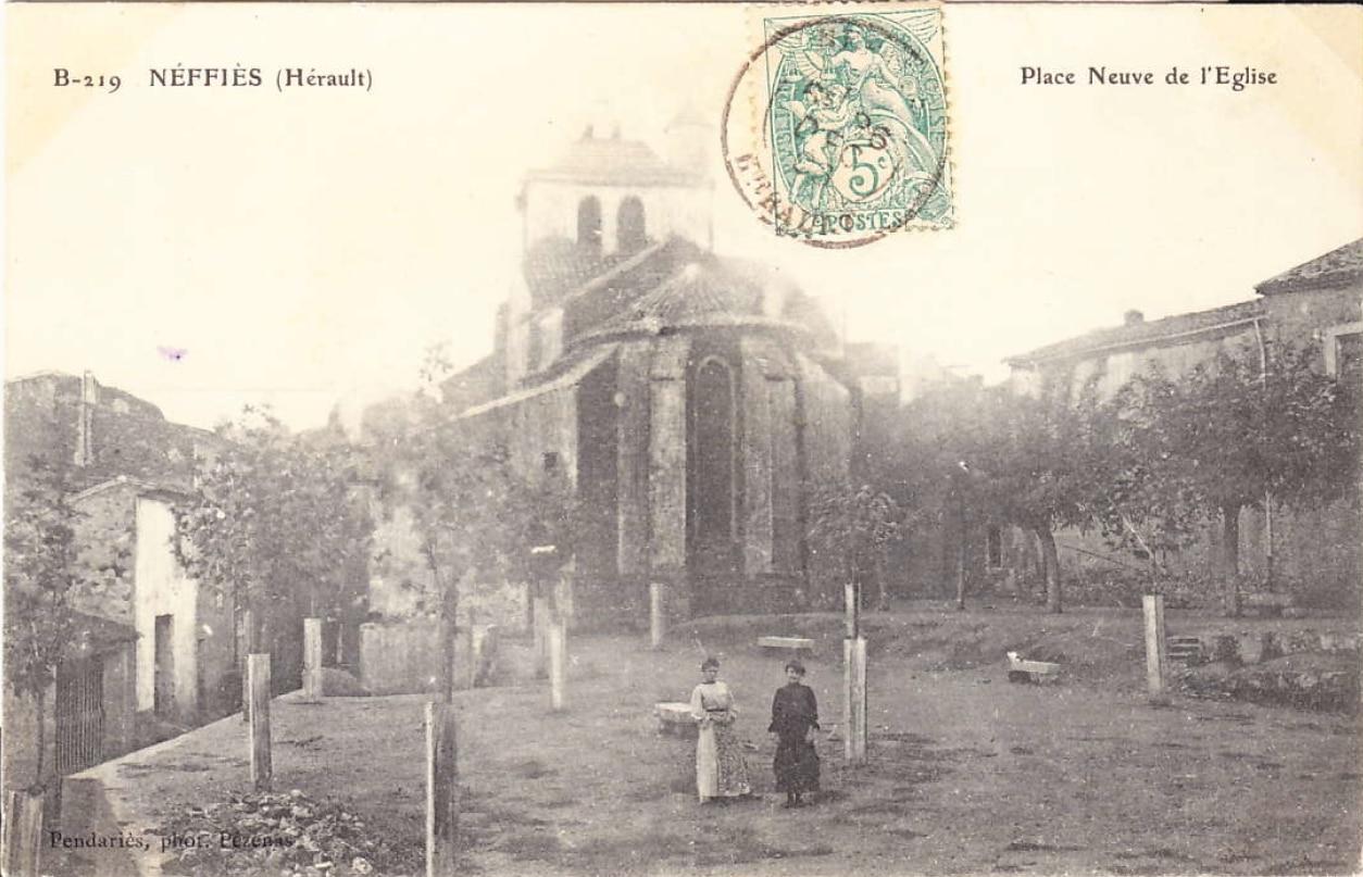 Place Jean Jaurès (1905)