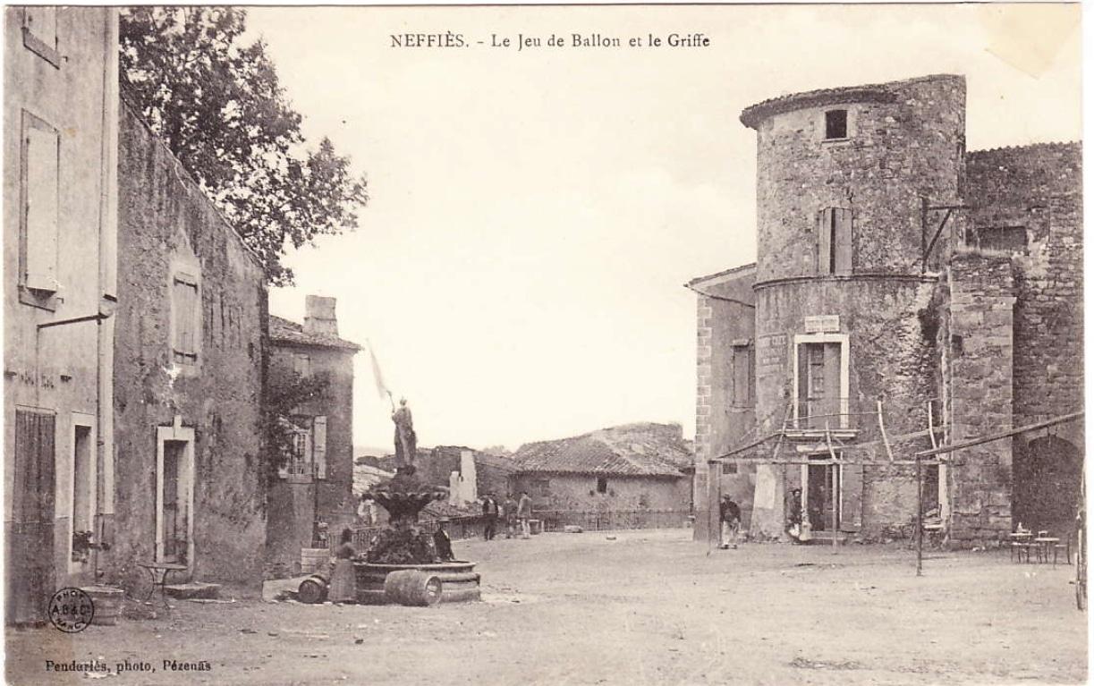 Place Paul Gauffre 1881