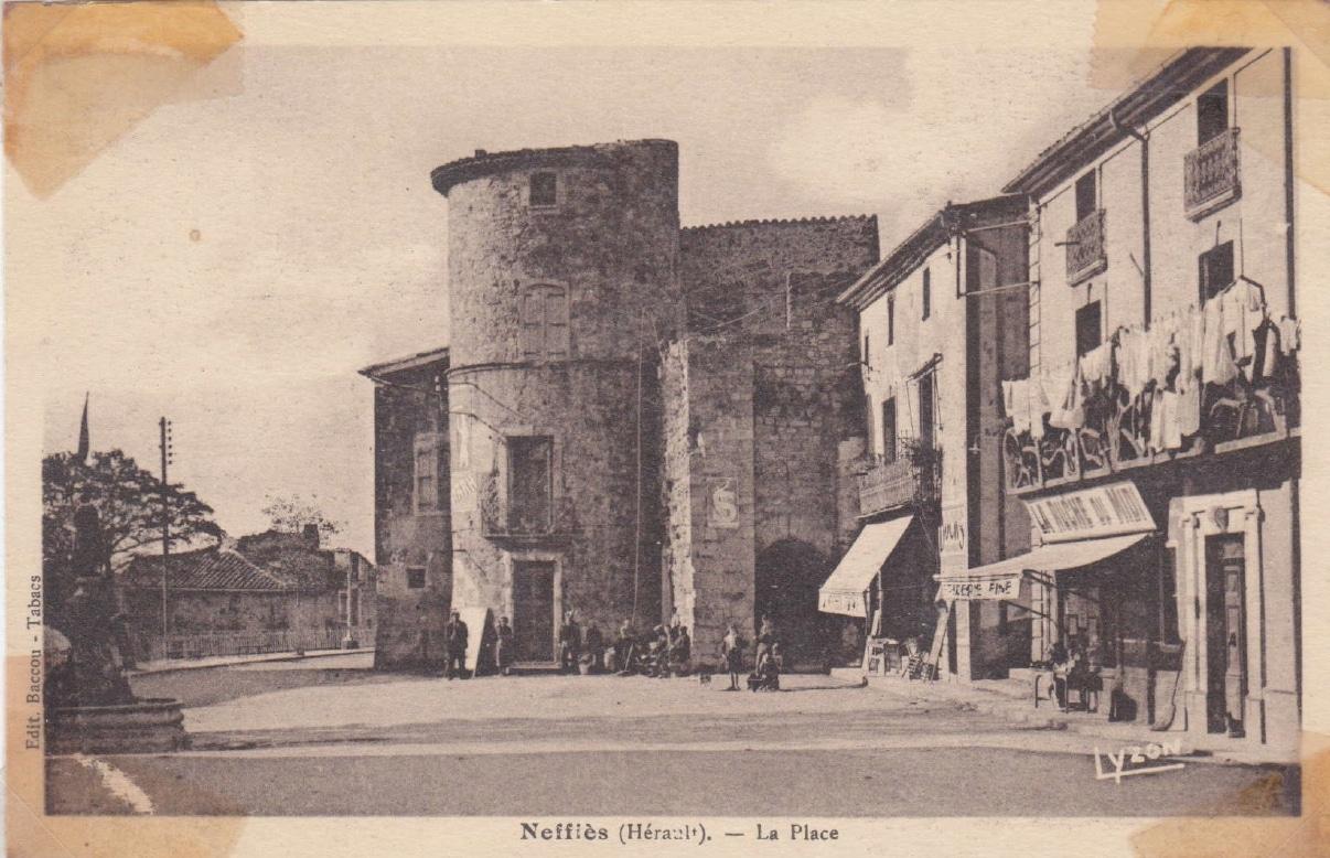 Place Paul Gauffre 1938